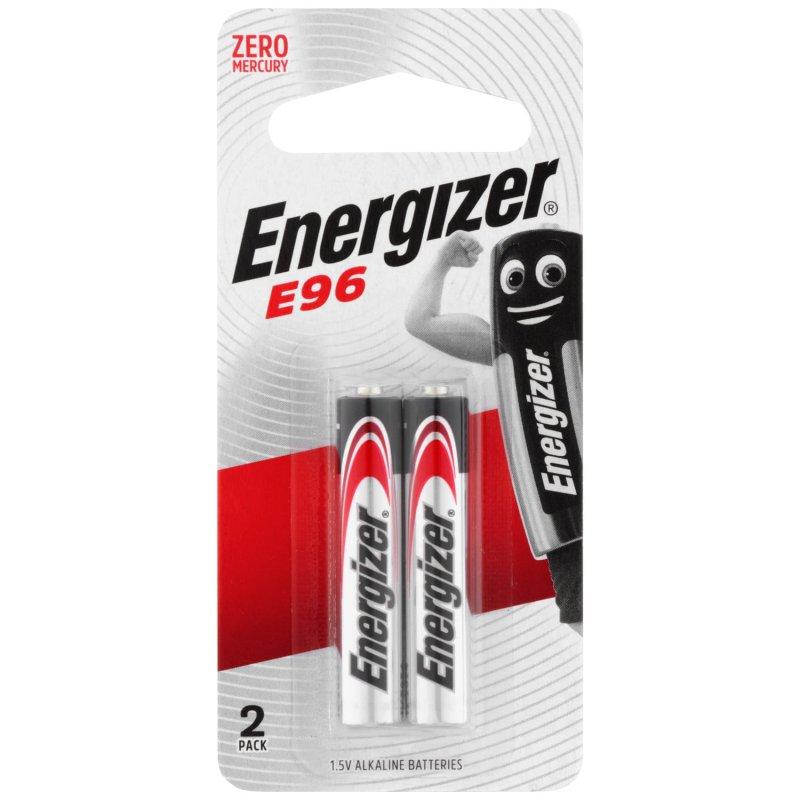 باتری آلکالاین انرژایزر AAAA کارتی energizer