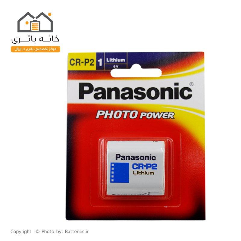 باتری پاناسونیک لیتیوم CRP2