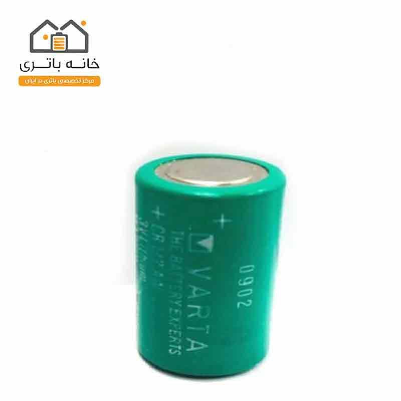 باتری لیتیوم 3 ولت 1/2AA وارتا(VARTA)