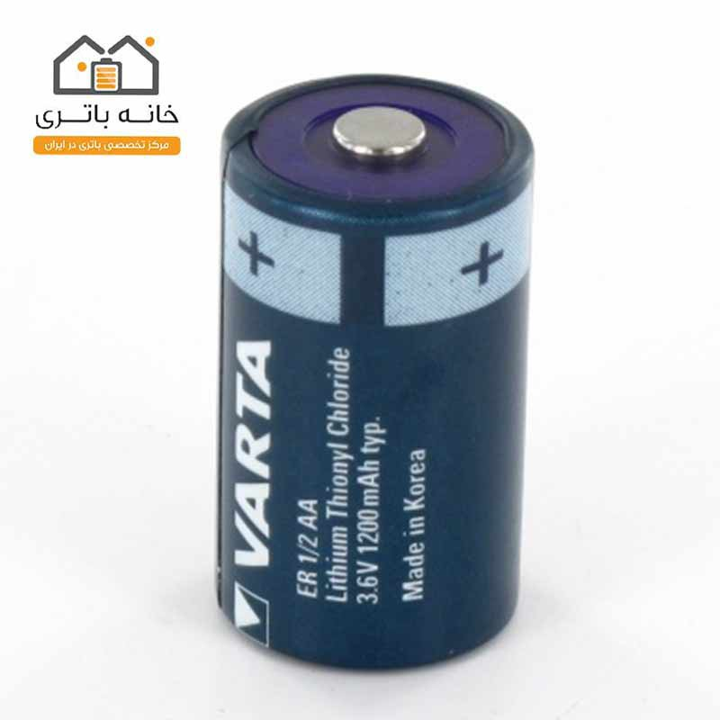 باتری لیتیوم  ER 1/2 AA وارتا