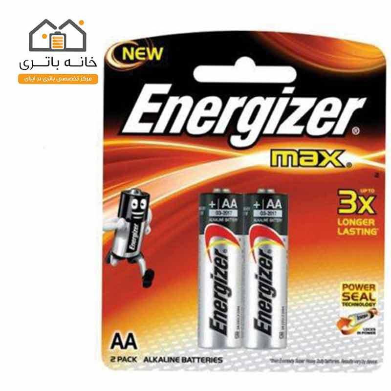 باتری قلمی آلکالاین انرژایزر Energizer