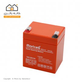 battery Sealed lead acid 12v 4.5Ah moricell