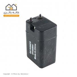 باتری خشک 4 ولت 400 میلی آمپر جی اس پاور(GS Power)
