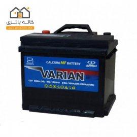 باتری اتمی 12 ولت 50 آمپرواریان صبا باتری(Saba Battery)
