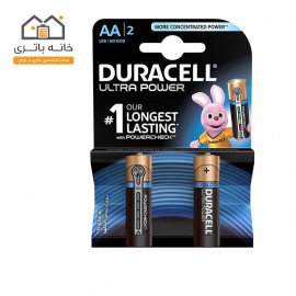 Duracell Ultra Power Check AA Battery Pack Of 2