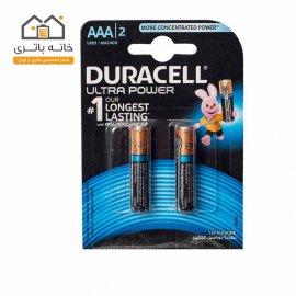 باتری نیم قلمی دوراسل مدل اولترا پاور(Ultra Power) بسته 2 عددی