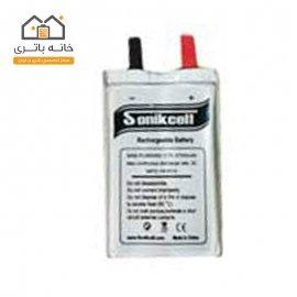 باتری لیتیوم پلیمر 3.7 ولت 2700 میلی آمپر 085082 سونیک سل( Sonikcell)