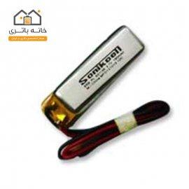 باتری لیتیوم پلیمر 3.7 ولت 180 میلیآمپر-531136 سونیک سل( Sonikcell)