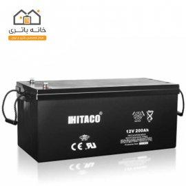 باتری 12 ولت 200 آمپر هیتاکو(HITAKO)