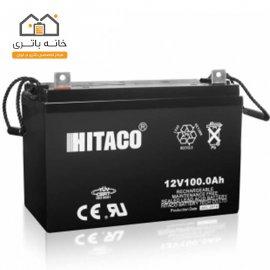 باتری 12 ولت 100.0 آمپر هیتاکو(HITAKO)