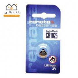 Renata CR1025 Battery