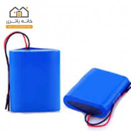 باتری تجهیزات پزشکیلیتیوم آیون18650 سه سلول 11.1 ولت 200 میلی آمپر سونیک سل(sonikcell)