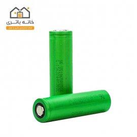باتری لیتیوم آیون 18650 سونی  3400mAh 15Ah VTC6