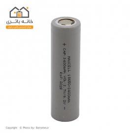 باتری لیتیوم آیون 18650 مکسل 3400mAh