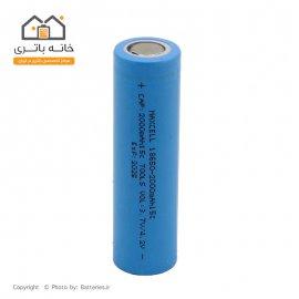 باتری لیتیوم آیون 18650 مکسل 2000mAh 15c