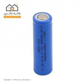 باتری لیتیوم آیون 14500 مکسل 800mAh
