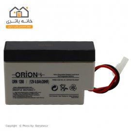 باتری سیلداسید 12 ولت 0.8 آمپر orion اوریون