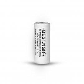 باتری شارژی 2100 میلی آمپر best سایز 4/5A بست