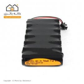 باتری ماشین کنترلی 7.2 ولت 900 میلی آمپر نوع 2