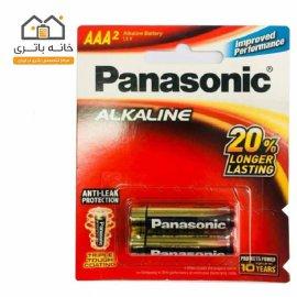 باتری نیم قلمی آلکالاین پاناسونیک(panasonic)