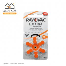 hearing aids Rayovac battery ZA13