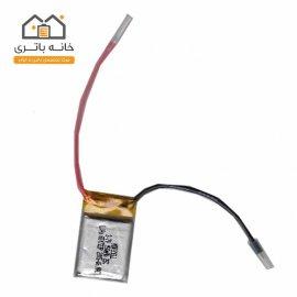 باتری لیتیوم پلیمر3/7 ولت 150 میلی آمپر موریسل (651723)