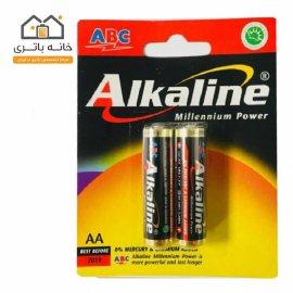 باتری قلمی آلکالاین ABC(ای بی سی)