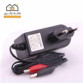 شارژر باتری سیلدلیداسید7/2 ولت 1.0 آمپر موریسل