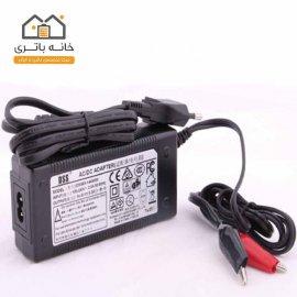 شارژر باتری سیلدلیداسید 14/4 ولت 0.5 آمپر موریسل