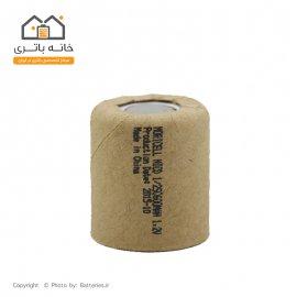 باتری موریسل 1/2sc 1.2v 600mAh