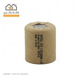 باتری موریسل 1/2sc 1.2v 1000mAh