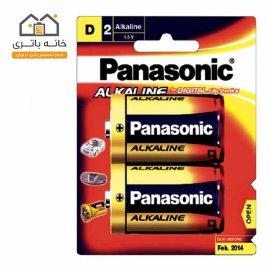 باتری بزرگ آلکالاین پاناسونیک(Panasonic)