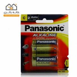 باتری متوسط پاناسونیک آلکالاین(Panasonic)