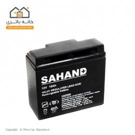 باتری 12 ولت 18 آمپر سهند - Sahand