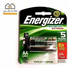 باتری انرژایزر قلمی شارژی 2300 میلی آمپر 1.2 ولت