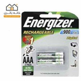 باتری انرژایزر نیم قلمی شارژی 900 میلی آمپر