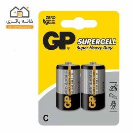 باتری سایز C معمولی جی پی GP