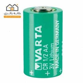باتری لیتیوم  CR 1/2 AA وارتا