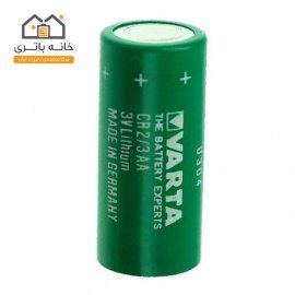 باتری لیتیوم  CR 2/3 AA وارتا