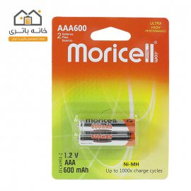 Battery Moricell AAA 1.2v 600mah