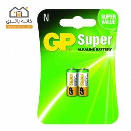 باتری آلکالاین سایز N جی پی GP