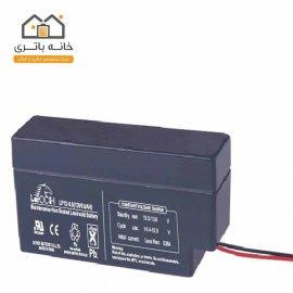 باتری سیلداسید 12 ولت 0.8 آمپر لئوچ