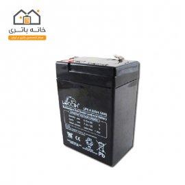 باتری سیلد اسید 6 ولت 4.5 آمپر لئوچ - Leoch