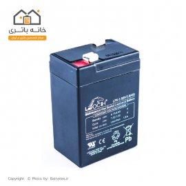 باتری 6 ولت 5 آمپر لئوچ - Leoch