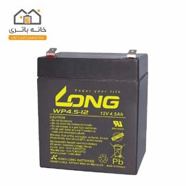 باتری سیلد اسید لانگ 12 ولت 4.5 آمپر