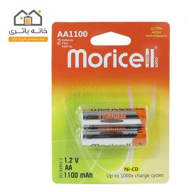 Battery Moricell AA 1.2v 1100mah