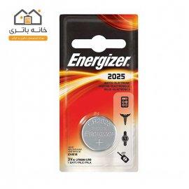 باتری سکه ای CR2025 انرژایزر Energizer