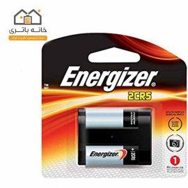 باتری انرژایزر لیتیوم  6ولت 2CR5