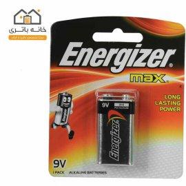 باتری 9 ولت کتابی آلکالاین انرژایزر Energizer