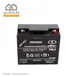 صبا باتری 12 ولت 18 آمپر -  Saba Battery